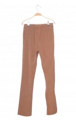Pantaloni velur Zara Young, talie ajustabila, 12 ani