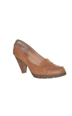 Pantofi 5th Avenue, piele naturala, marime 38