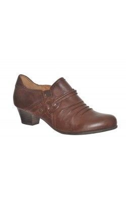 Pantofi 5th Avenue, piele naturala, marime 39