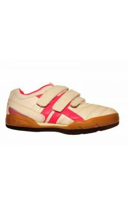 Pantofi alb cu roz Crane, marime 31