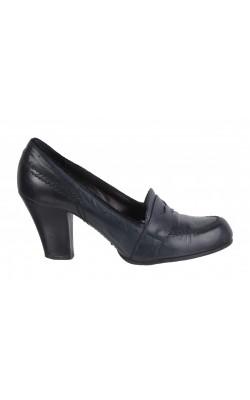 Pantofi Alberto Fermani, piele naturala, marime 36.5
