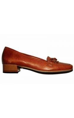 Pantofi piele naturala Bel Fonte, marime 41