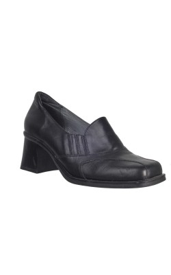 Pantofi Bela Cipo, piele naturala, marime 39