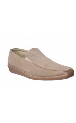 Pantofi Bianco, piele intoarsa, marime 41