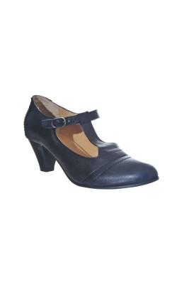 Pantofi Bianco, piele naturala, marime 37