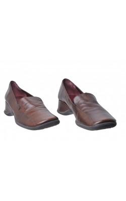 Pantofi Billi Bi, piele naturala, marime 41