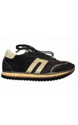 Pantofi Blend, piele, marime 37