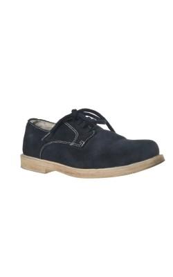 Pantofi bleumarin piele Friboo, marime 33