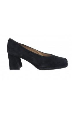 Pantofi Bruno Vigneron, integral piele, marime 36.5