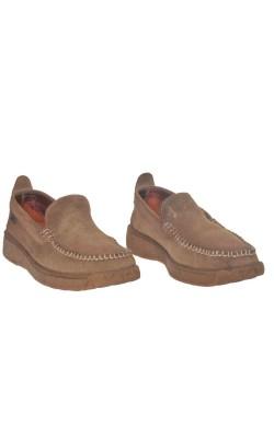 Pantofi calapod lat Hush Puppies, piele, marime 37