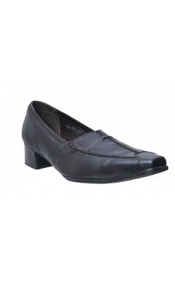 Pantofi Caprice, piele naturala, marime 41