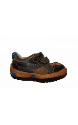 Pantofi Clarks, piele naturala, marime 20.5