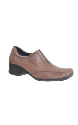 Pantofi comoozi Clarks, piele naturala, marime 40