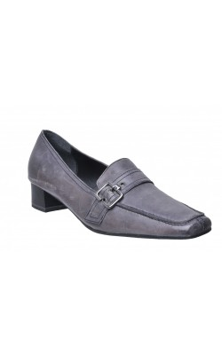 Pantofi Classic Comfort, pele naturala, marime 41.5