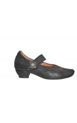 Pantofi comozi dama Think!, piele naturala, marime 37