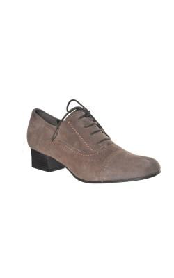 Pantofi comozi din piele 5th Avenue, marime 37