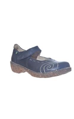 Pantofi comozi din piele El Naturalista, marime 42