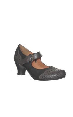 Pantofi comozi din piele Go Soft, marime 36
