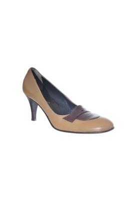 Pantofi comozi din piele Lea Foscati, marime 40
