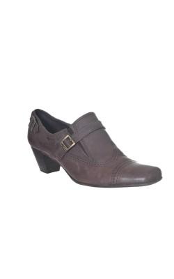 Pantofi comozi din piele Tamaris, marime 39