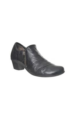 Pantofi comozi Gabor, piele naturala, marime 38, picior lat