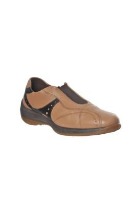 Pantofi comozi Go Soft, piele naturala, marime 39