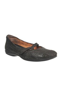 Pantofi comozi piele naturala Think!, marime 41