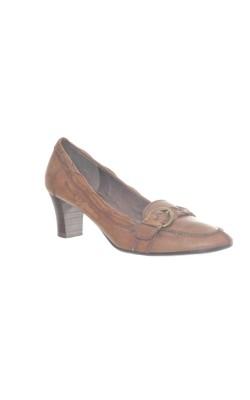 Pantofi comozi Tamaris, piele naturala, marime 41