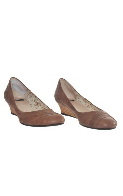 Pantofi comozi Vagabond, piele natrurala, marime 37