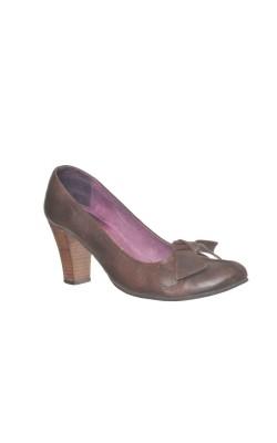 Pantofi dama Felmini, piele naturala, marime 41