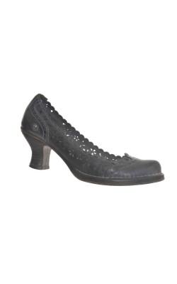 Pantofi dama piele naturala Neosens, marime 37, calapod lat