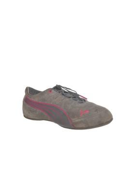 Pantofi dama Puma, piele intoarsa, marime 37.5