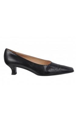 Pantofi Daniel, integral piele, marime 37.5