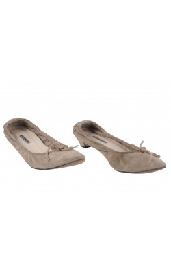 Pantofi Daniele Ancarani, integral piele, marime 39