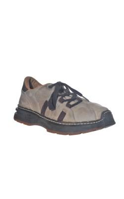 Pantofi din piele Art, marime 40 calapod lat