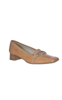 Pantofi din piele Janet D., marime 37