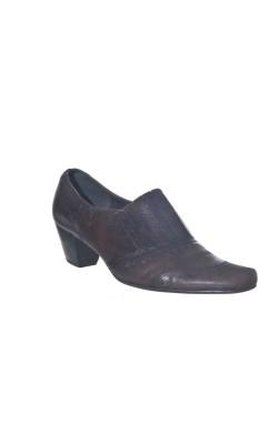Pantofi din piele Janet D., marime 39