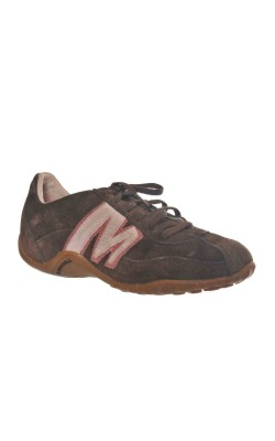 Pantofi din piele Merrell, marime 37