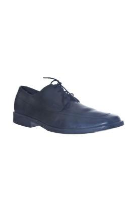 Pantofi din piele naturala Geox, marime 46