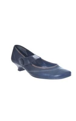 Pantofi din piele naturala Paul Green, marime 38