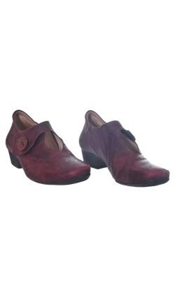 Pantofi din piele naturala Think!, marime 37.5