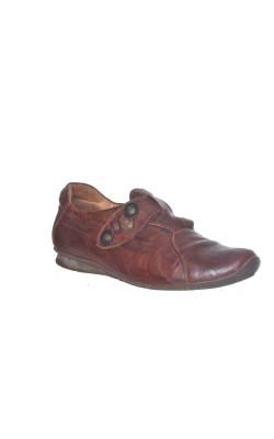 Pantofi din piele naturala Think!, marime 39