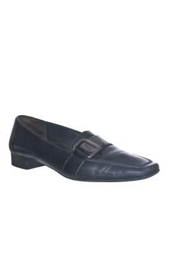 Pantofi din piele Paul Green, catarama decorativa, marime 39