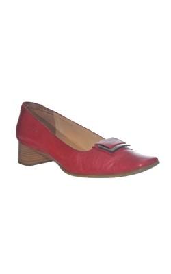 Pantofi din piele Tamaris, marime 42