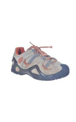 Pantofi drumetie Lowa, piele si textil, marime 29