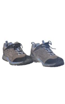 Pantofi drumetie Merrell Ortholite, talpa Vibram, marime 39
