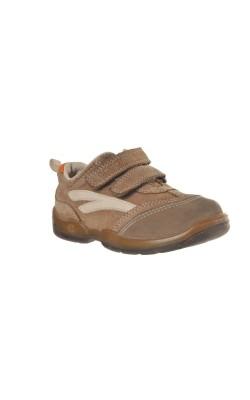 Pantofi Ecco, piele naturala, marime 23