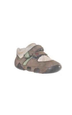 Pantofi Elefanten, piele naturala, marime 19