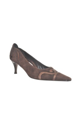 Pantofi eleganti Hoegl, piele, marime 39