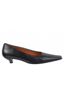 Pantofi Fransi, piele, marime 38.5